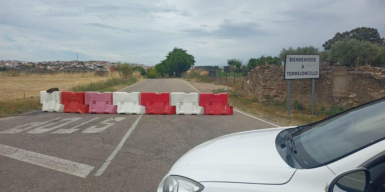 Se levanta el cierre perimetral de Torrejoncillo y Valdencín