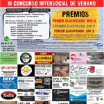 III concurso intersocial fiestas de agosto