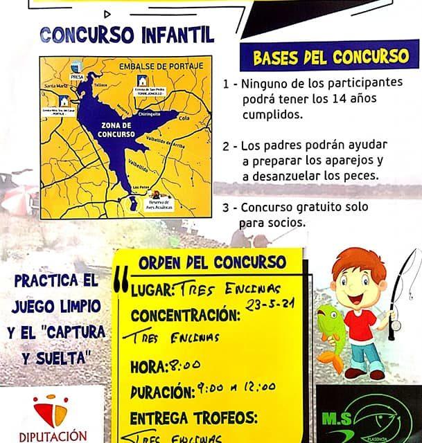 Liguilla Infantil de la Sociedad de Pescadores Los Encinares