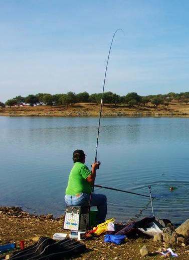 Concurso de Pesca de la Sociedad de Pescadores Los Encinares