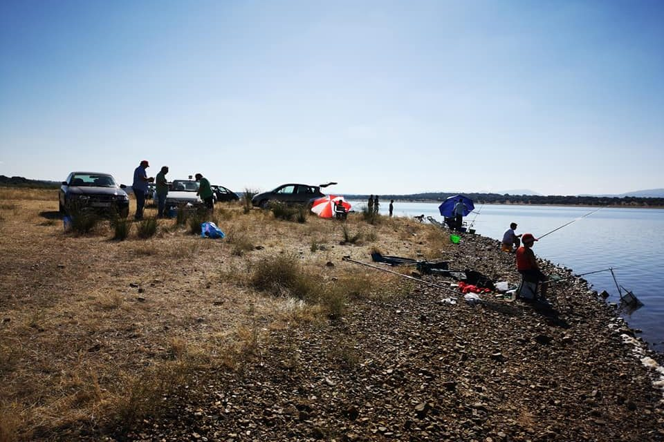 Ultimo Concurso de la temporada de la Sociedad de Pescadores Los Encinares