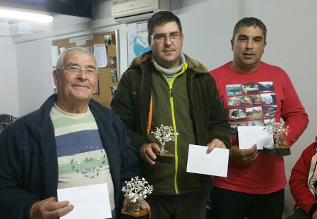 Entrega de premios de la temporada de Pesca