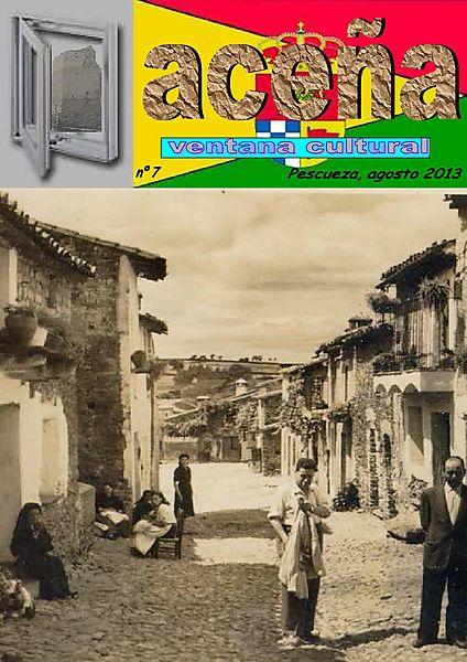 Pescueza prepara sus fiestas del Tálamo y presenta su revista anual