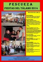 Pescueza celebra un año más sus fiestas de Talamo