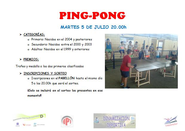 Ping-pong Torre