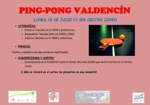 Ping-pong Valden