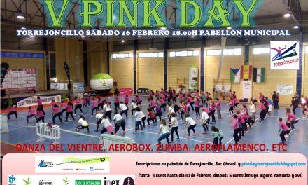 V Pink Day de Torrejoncillo