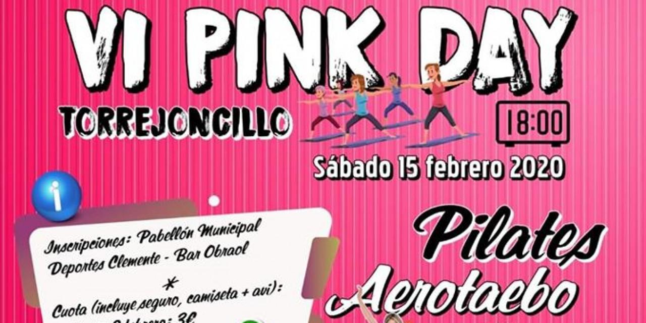 VI PINK DAY TORREJONCILLANO