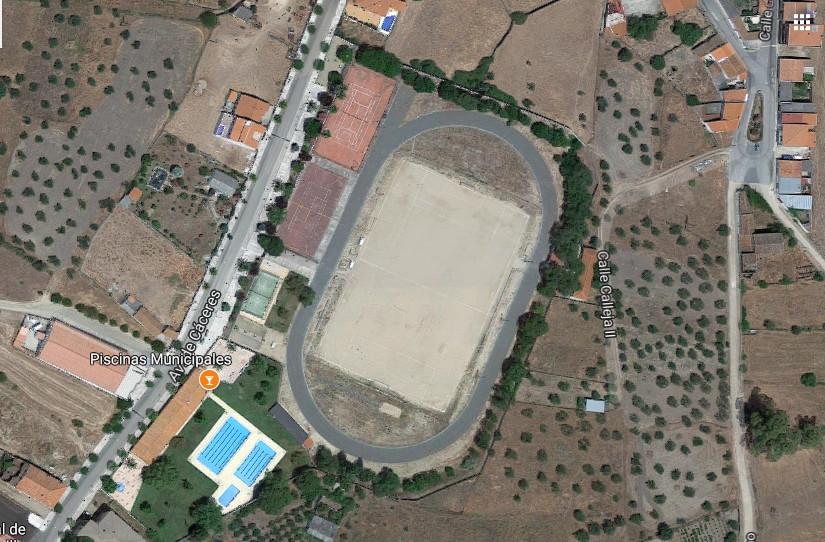 """Campaña de recogida de firmas del Club Atletismo Torrejoncillo"""" Por unas instalaciones dignas para la práctica del atletismo en Torrejoncillo"""