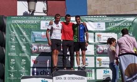 Miguel Ángel Heras se proclama vencedor del XII Trail Ultra Artesanos de Torrejoncillo