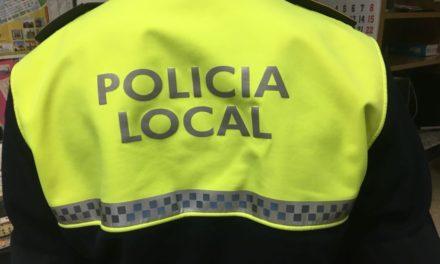 Provisión de una plaza de Agente de la Policía Local