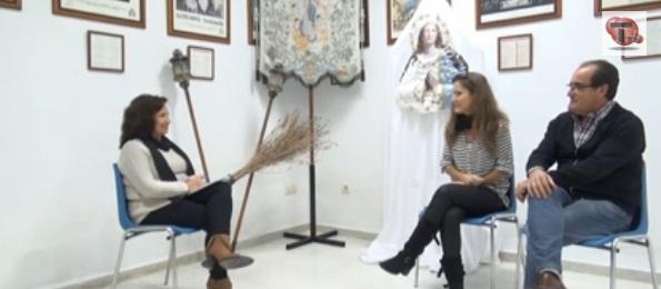 Vídeo entrevista Portaestandarte y Oferente, Encamisá 2014