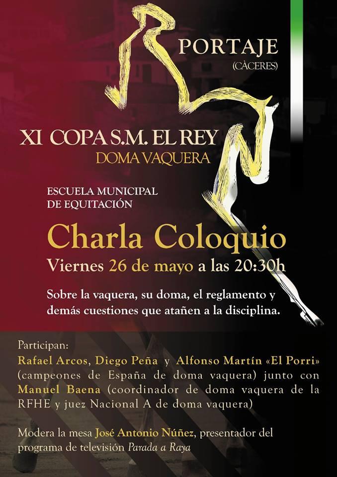 XI Copa S.M. El Rey de Doma Vaquera
