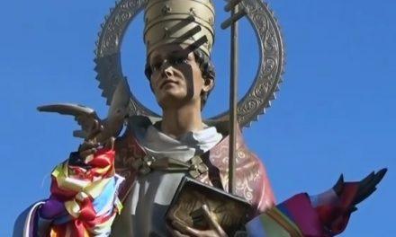 Portezuelo en fiestas: Los Santos Mártires