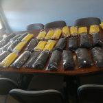 Portezuelo entrega 200 mascarillas al Ayuntamiento de Torrejoncillo