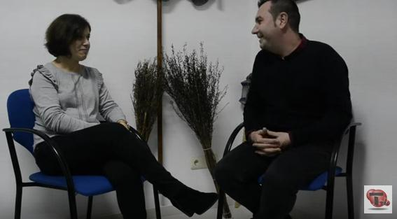 Entrevista a la Pregonera de La Encamisá 2017