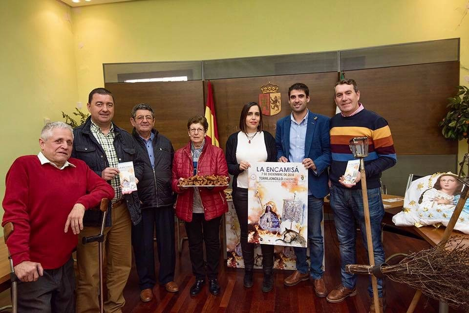 Representante de Diputación estará presente en La Encamisá 2018