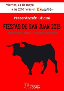 Presentación Oficial San Juan