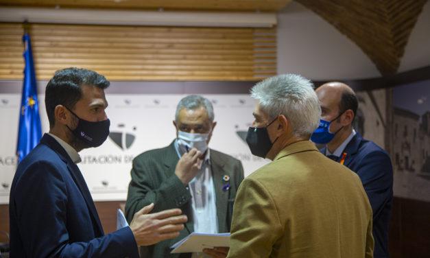 El Pleno de la Diputación aprueba un Plan de Reparación de Depuradoras y Colectores, 422.600 euros, para la rehabilitación en 11 municipios