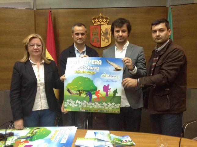 La décima edición de 'La Primavera en la Dehesa' llenará de actividades el Valle del Alagón