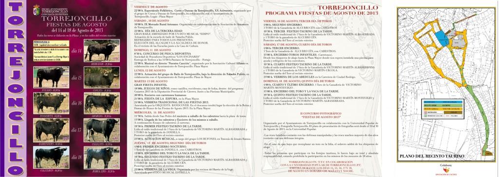 Programa Oficial de las