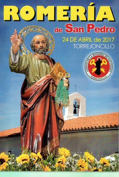 Programa de la Romería de San Pedro