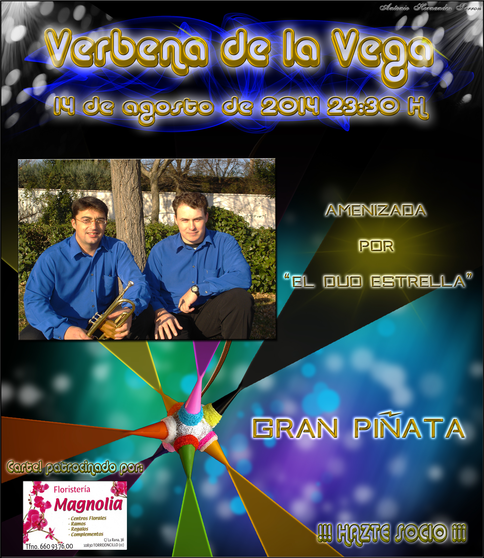 Suspendido el Mercadillo Artesano de la Verbena de la Vega