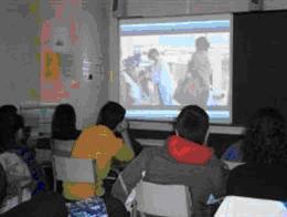 El proyecto 'Una mirada a África' llega al I.E.S.O. Vía Dalmacia