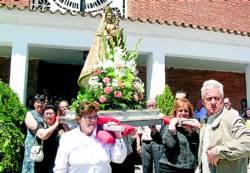 Peñas, procesión… y a los toros en Puebla de Argeme