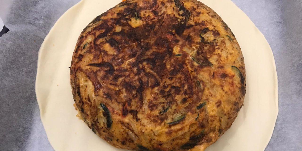 Tortilla Hojaldrada de Patatera
