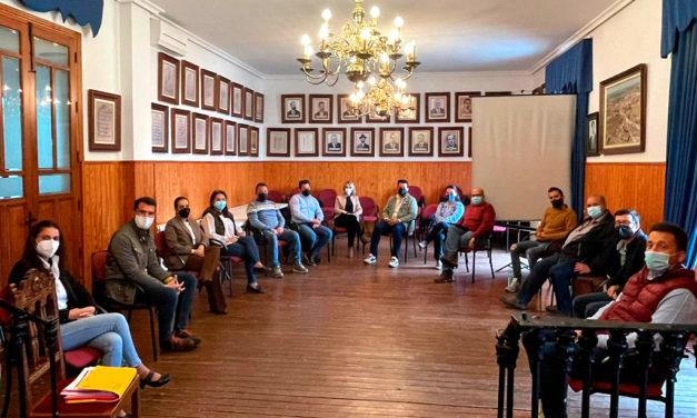 Reunión Rivera de Fresnedosa AS Cotrina