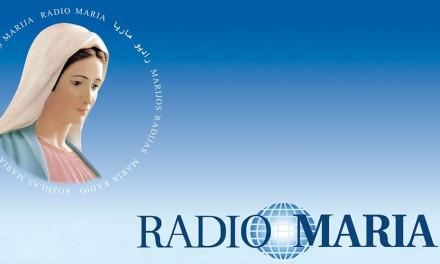 Radio María emite el próximo día 2 de Diciembre en el novenario de la Pura en directo.
