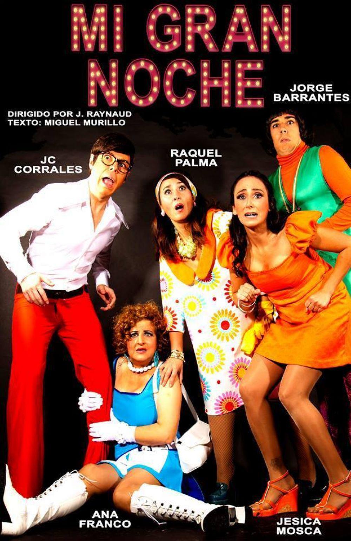 Se suspende el musical Raphael de La Botica en Torrejoncillo