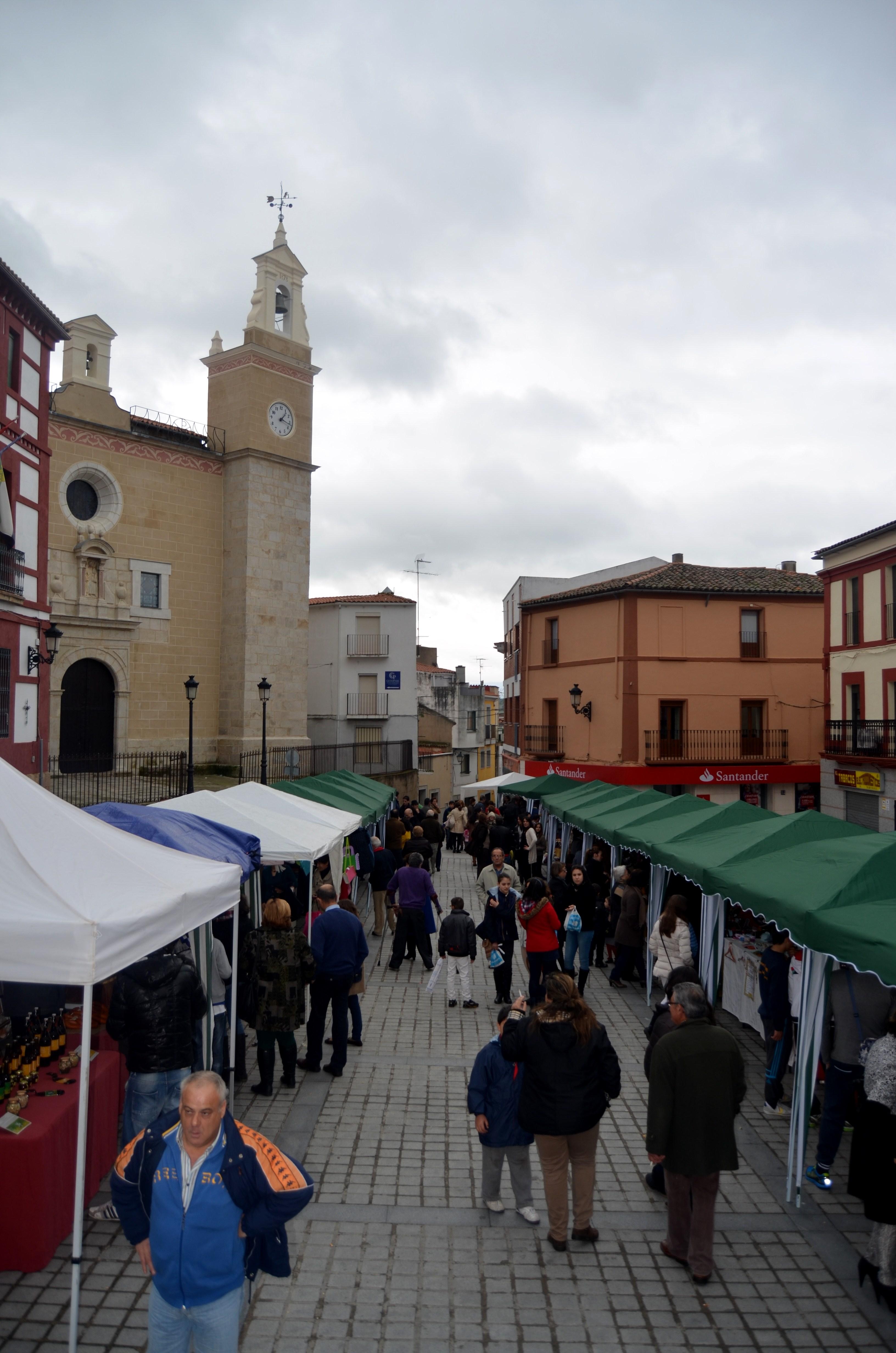 El II Rastrillo de Torrejoncillo se celebrará el próximo domingo 16 de junio