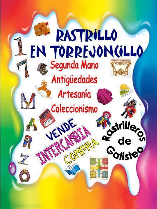 Rastrillo de Torrejoncillo