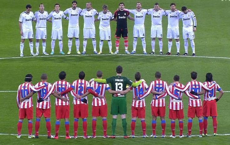 La Peña Madridista «La Encamisá» calienta motores para la final de la Copa del Rey