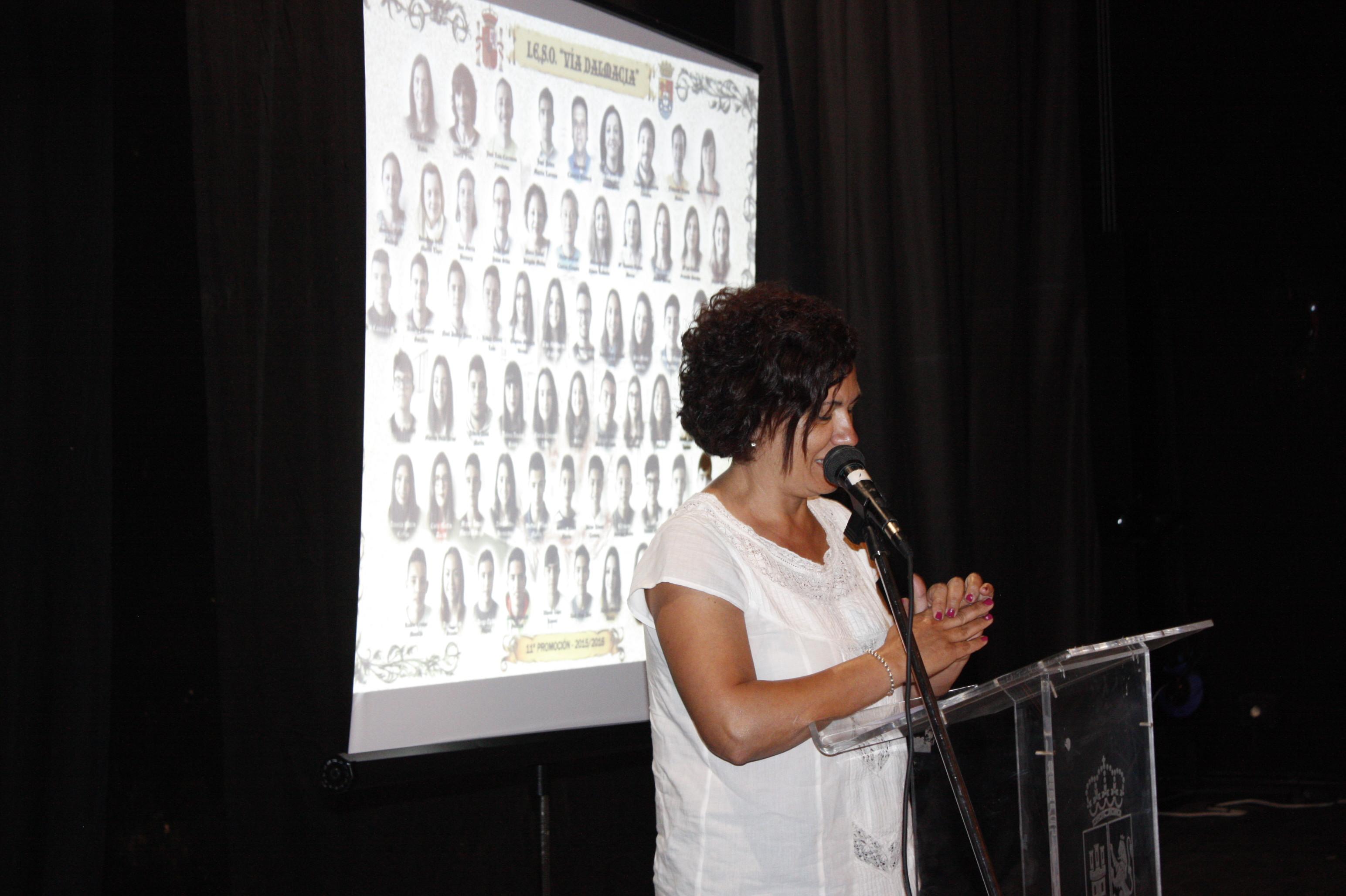 Mª José Vergel se alza con uno de los premios de los Relatos Encadenados de RadioEdu