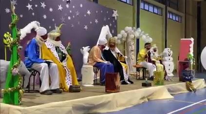 Ya estan los Reyes Magos en Torrejoncillo