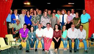 El PP de Cáceres traslada a la comarca de Riberos del Tajo medidas «incentivadoras» para la generación de empleo en la provincia