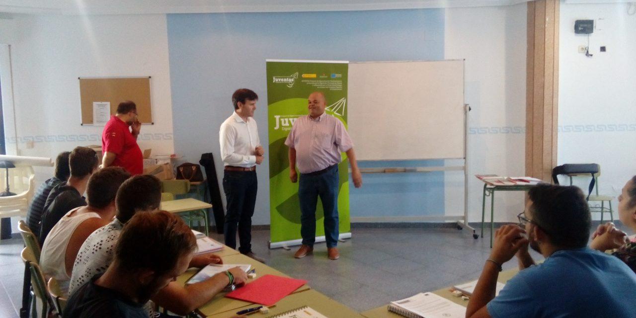 El programa europeo JUVENTAS llega a la Mancomunidad de Riberos del Tajo