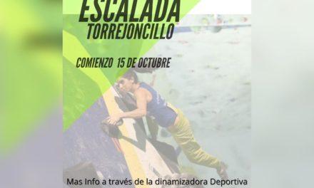 ESCALADA TORREJONCILLO