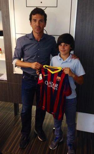 Ya es oficial, Rodrigo ficha por el Barcelona