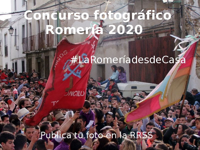 CONCURSO FOTOGRÁFICO @LaRomeríadesdeCasa