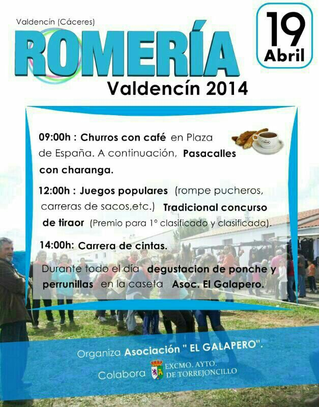 Romeria Valdencin 2014