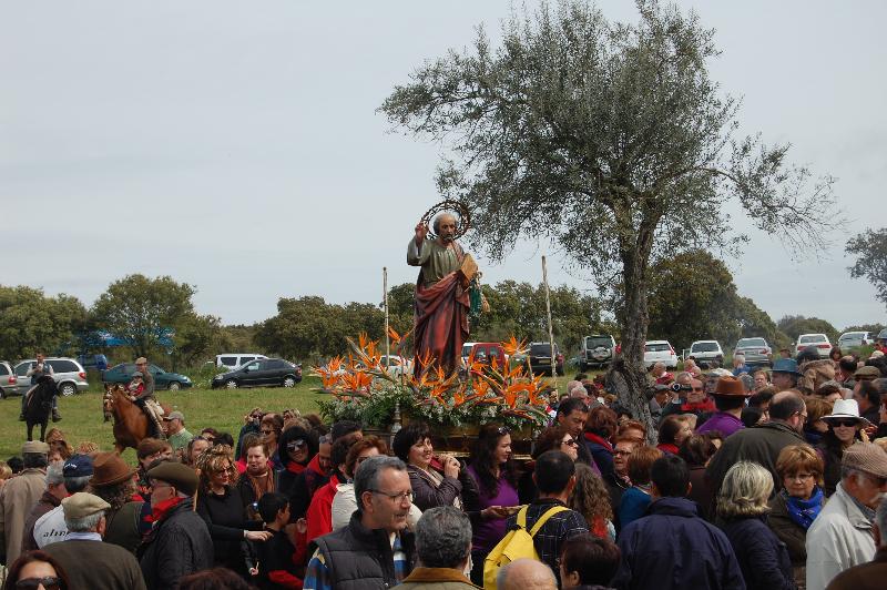 Programa de Actos de la Romería de San Pedro