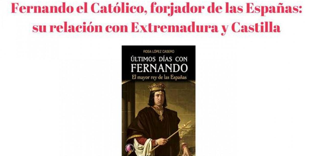 Presentación de Fernando el Católico, forjador de las Españas en Valladolid