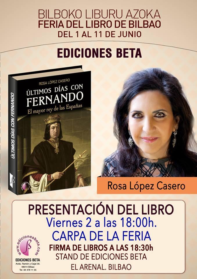 «Últimos días con Fernando» se desplaza a Bilbao