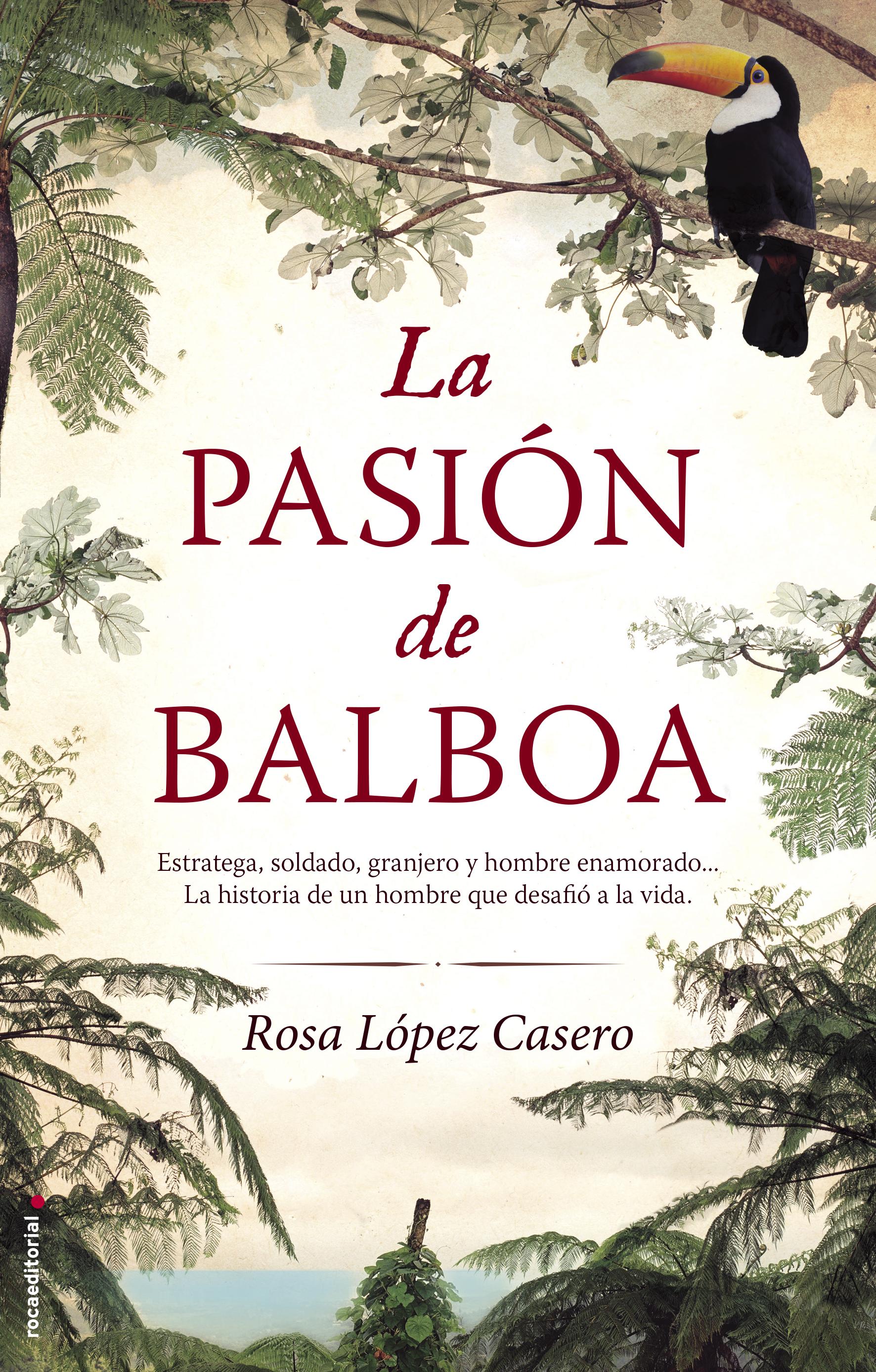 Rosa López saca a la luz su primera novela «La pasión de Balboa»