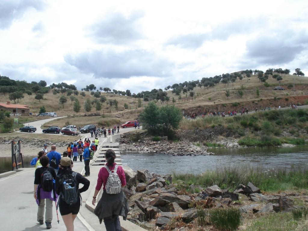 170 senderistas tomaron parte en la ruta - DINAMIZACIÓN DEPORTIVA