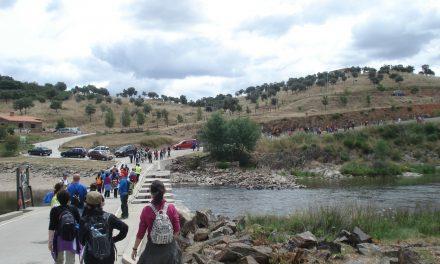Marcha senderista por la Paz y la No Violencia
